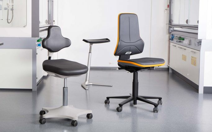 Werkstoel