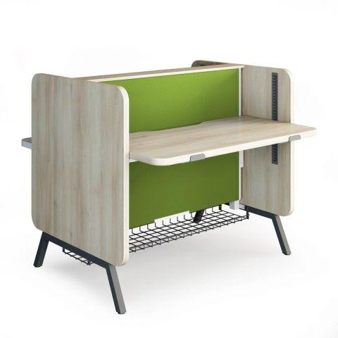 Mikomax Stand Up bench sfeerafbeelding 4