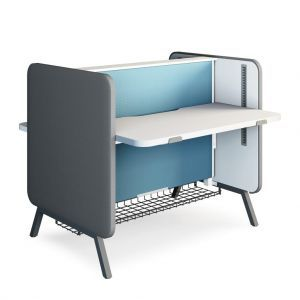 Mikomax Stand Up bench afbeelding 3