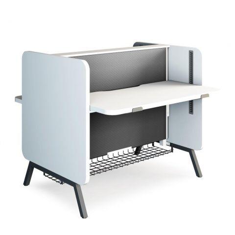 Mikomax Stand Up bench sfeerafbeelding 2