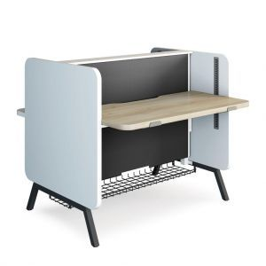 Mikomax Stand Up bench afbeelding 1